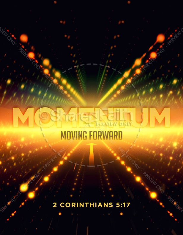 Momentum Church Flyer
