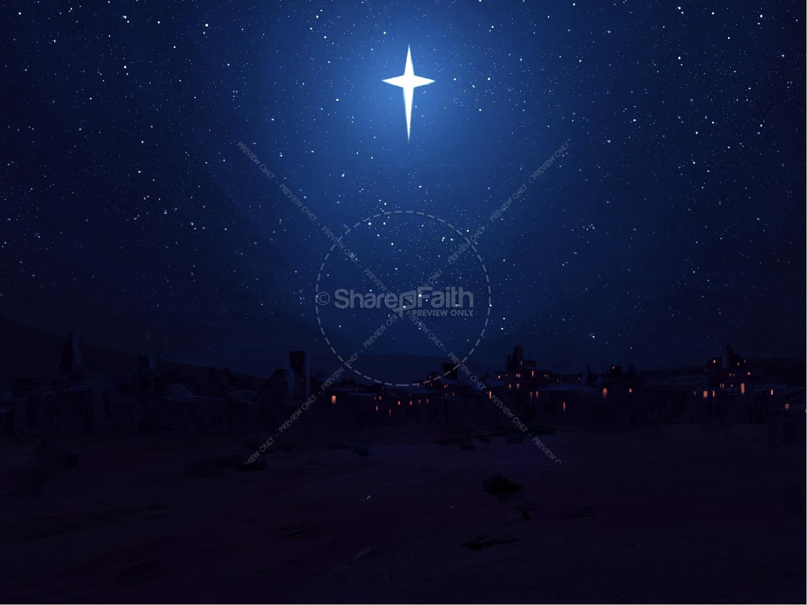 A Savior Is Born Christmas Powerpoint