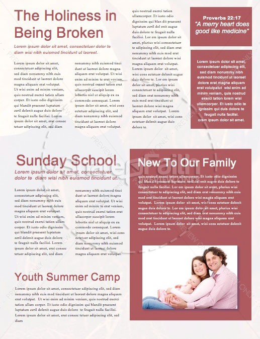 Love Story Song of Solomon Church Newsletter
