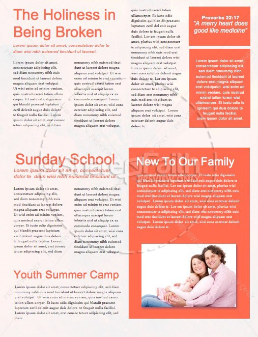 Good Good Father Church Newsletter