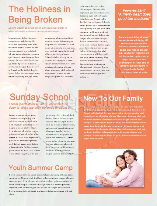 Spring Forward Tulip Church Newsletter