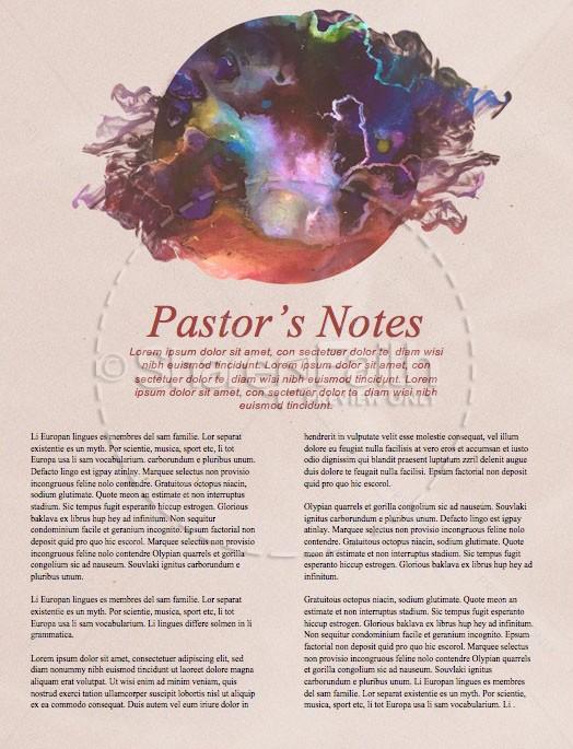 Holy Spirit Pentecost Church Newsletter | page 3