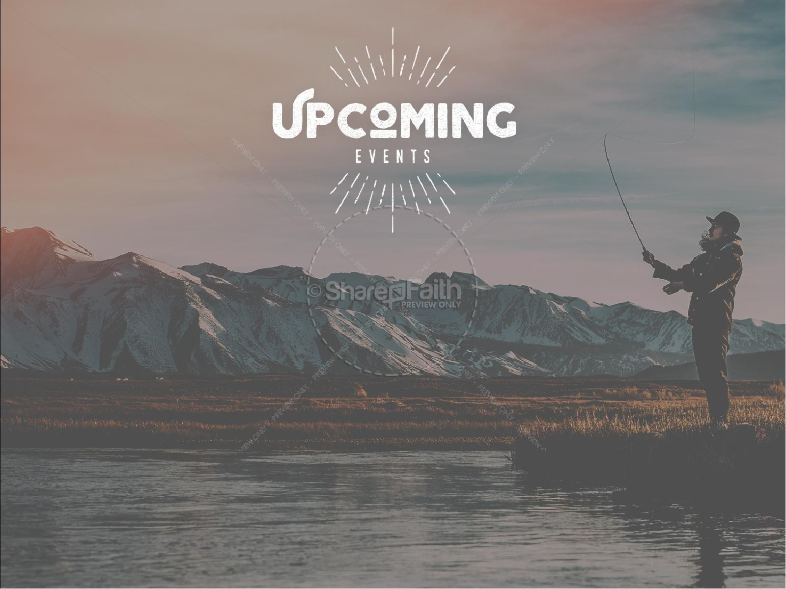 Fishers of Men Sermon PowerPoint Template | slide 4