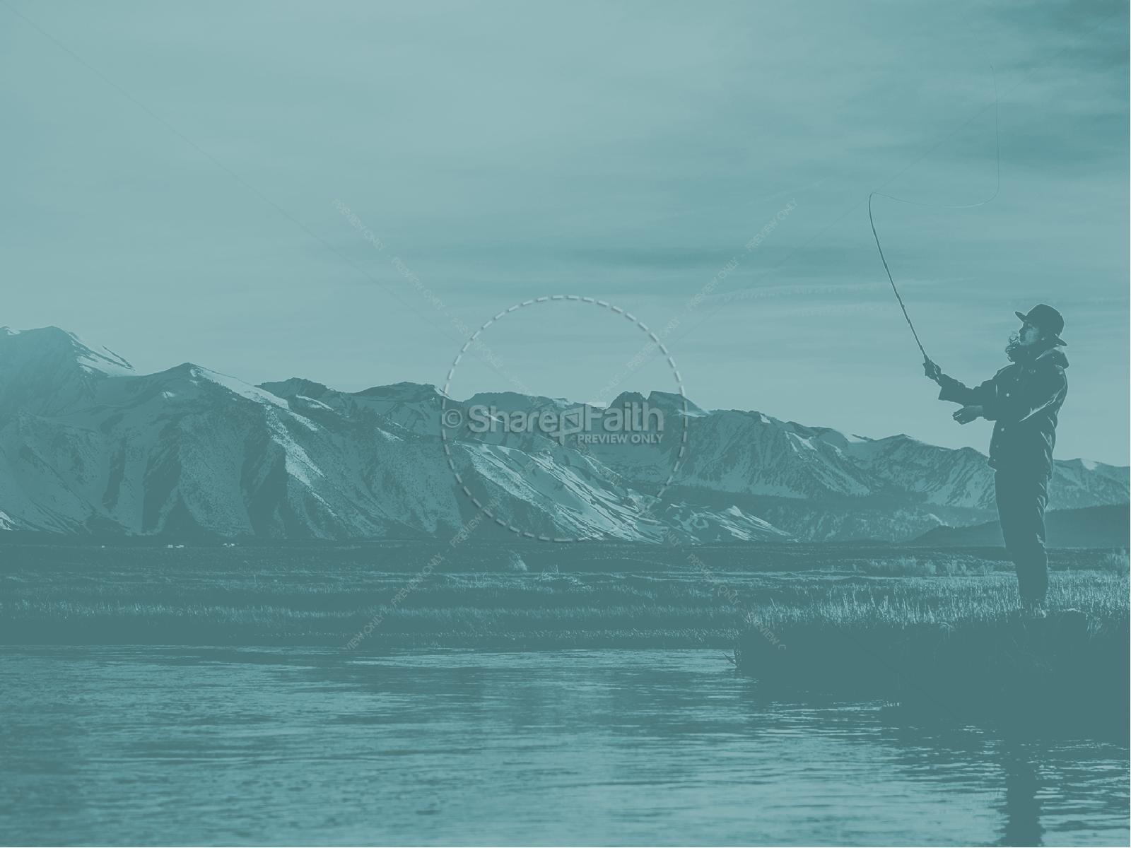 Fishers of Men Sermon PowerPoint Template | slide 9