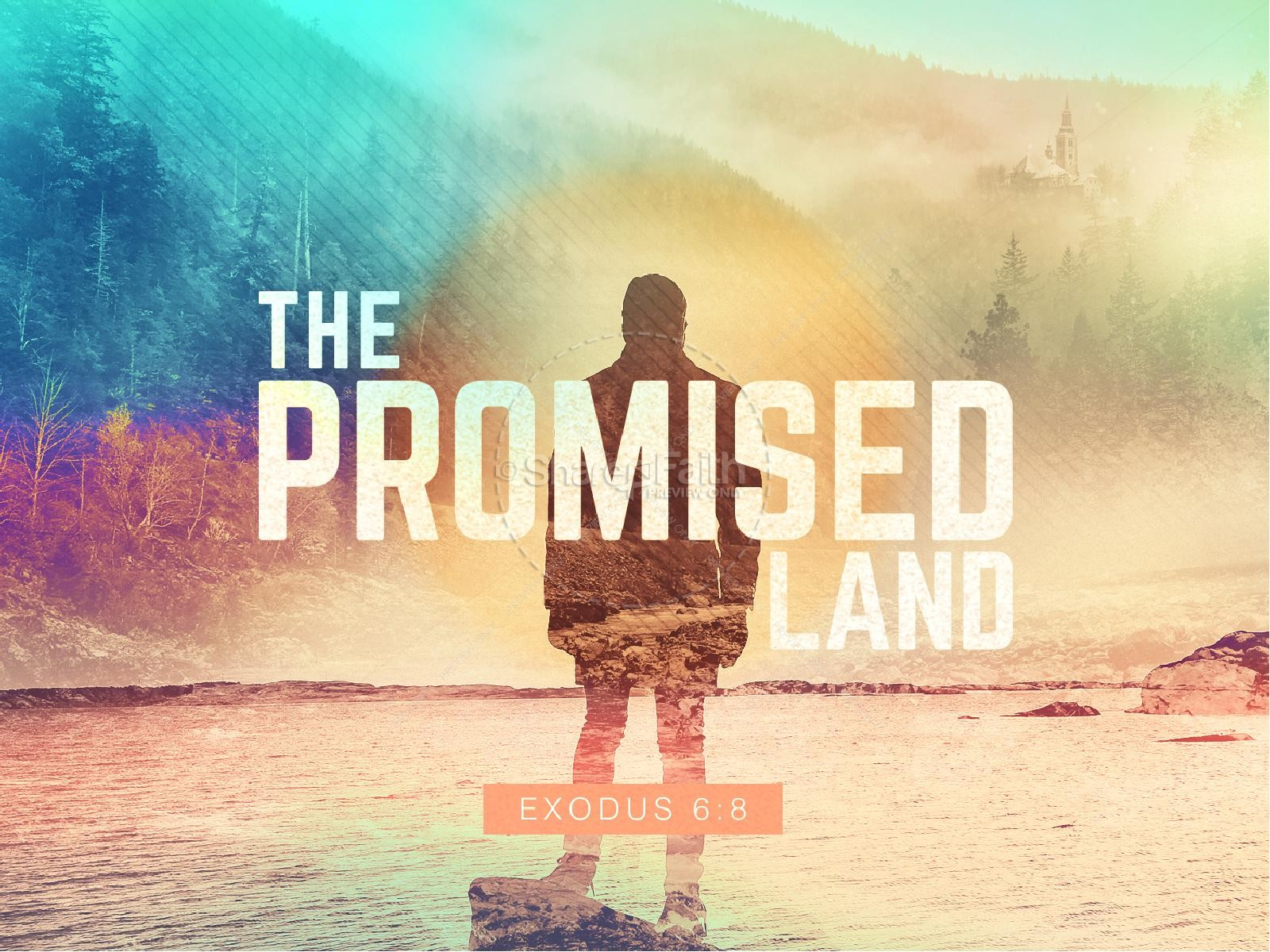 The Promised Land Sermon PowerPoint