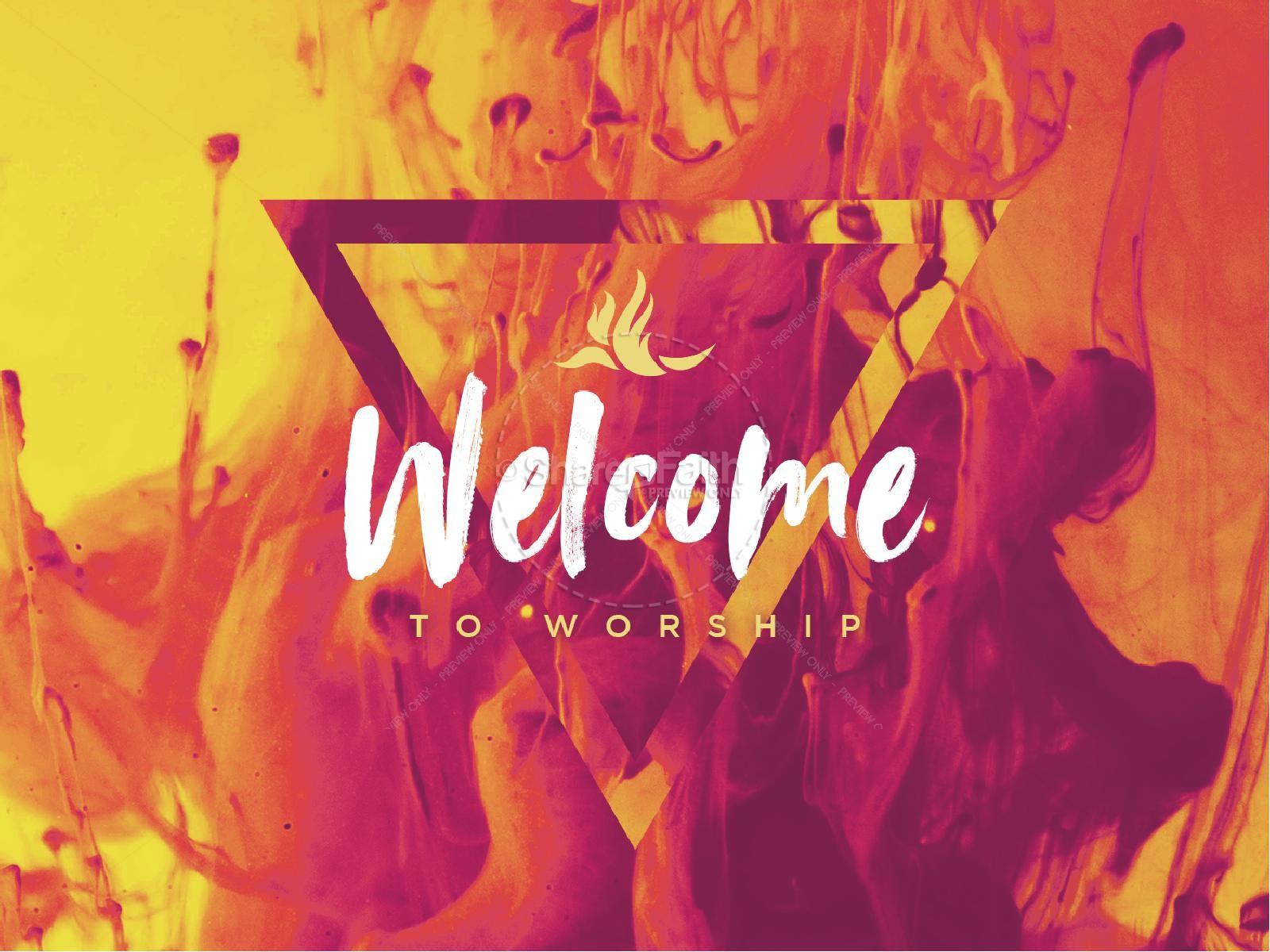 Pentecost Sunday Sermon PowerPoint | slide 2