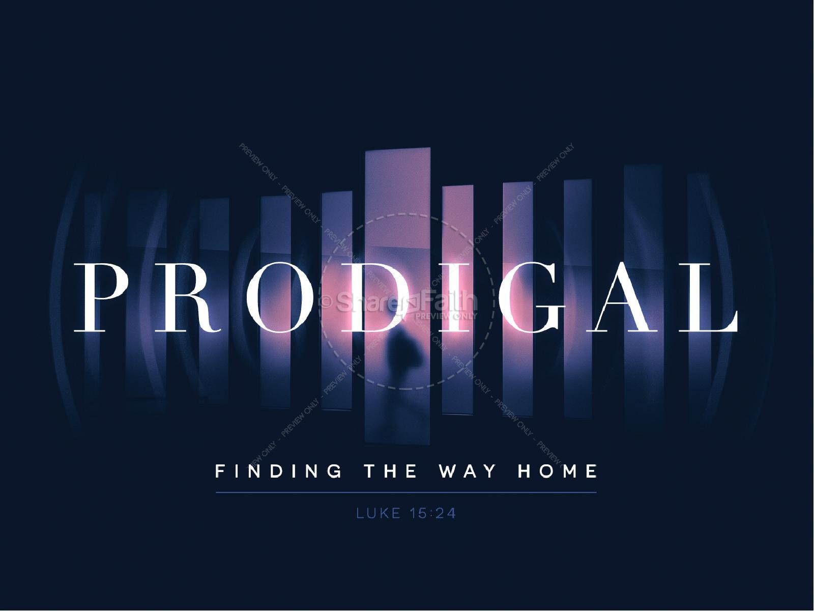 Prodigal Son Church PowerPoint
