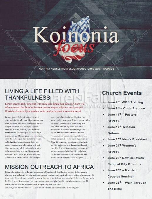 national day of prayer newsletter template template newsletter