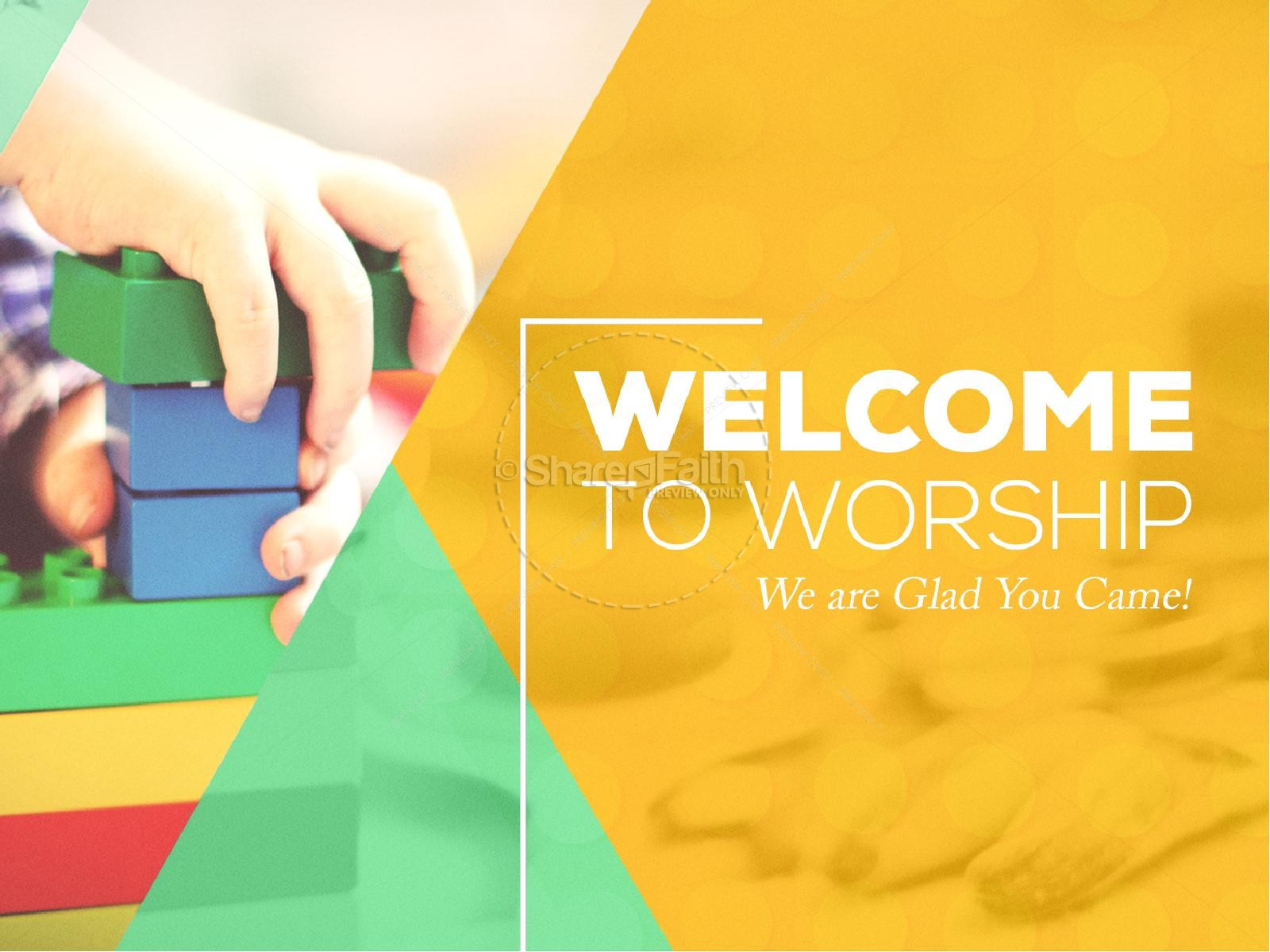 Church Nursery Graphic Design | slide 2