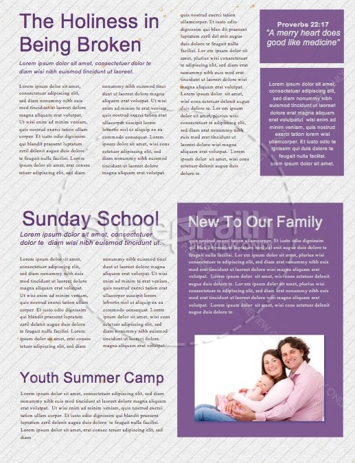 The First Noel Christmas Church Newsletter | page 2
