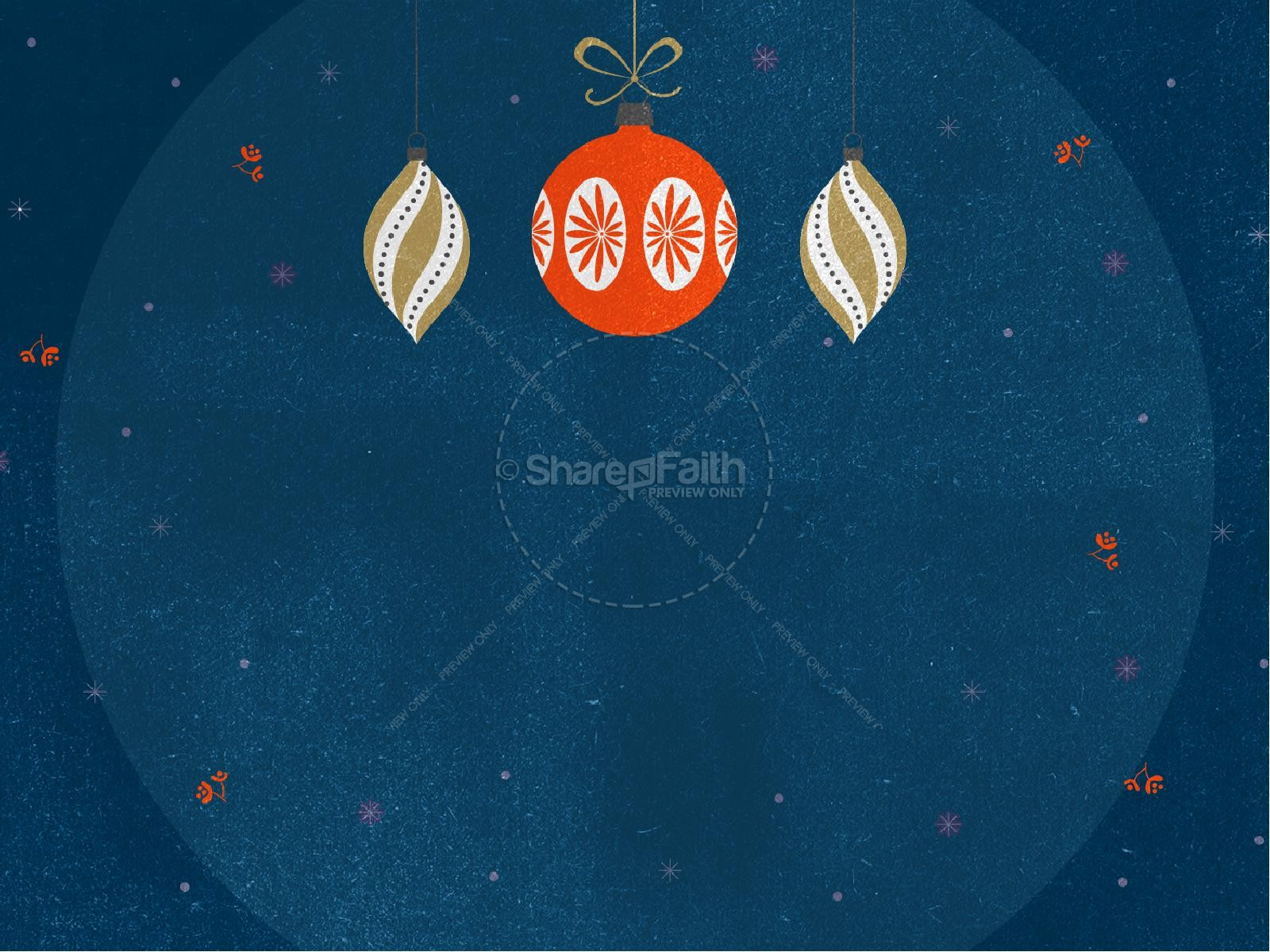 Christmas Party Invitation Graphic | slide 5