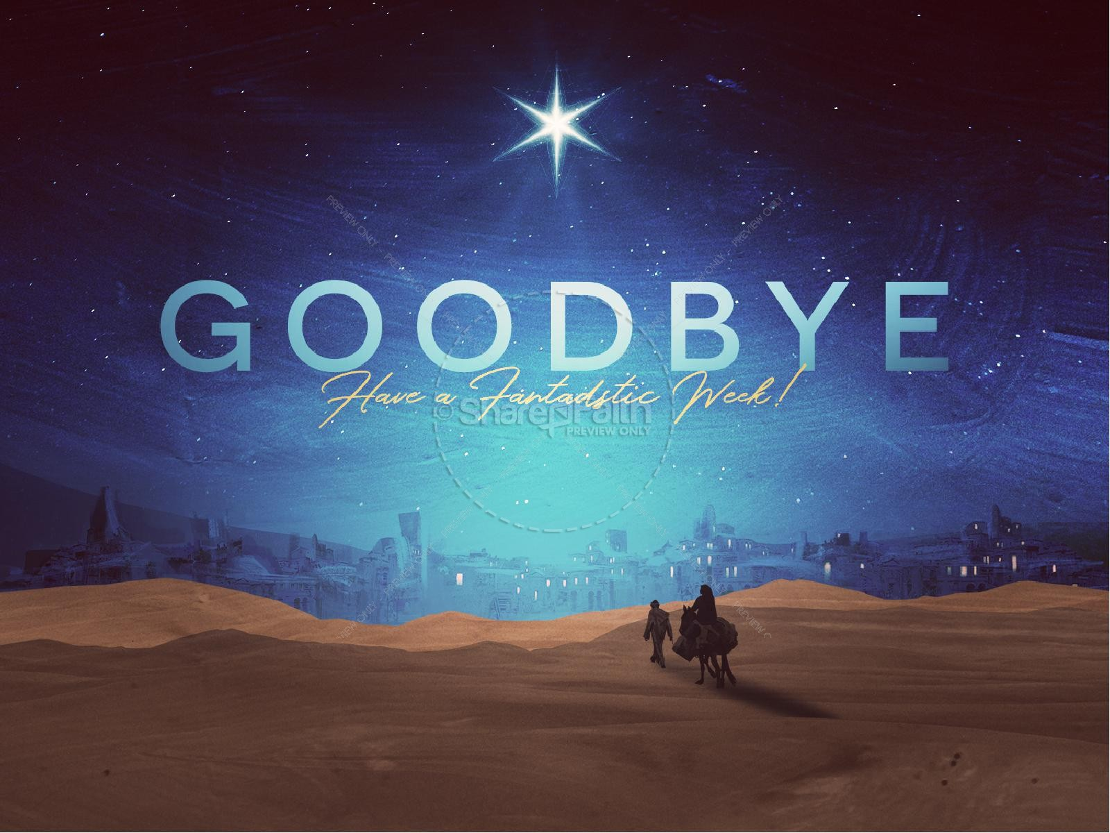 Christmas Journey Sermon PowerPoint | slide 4