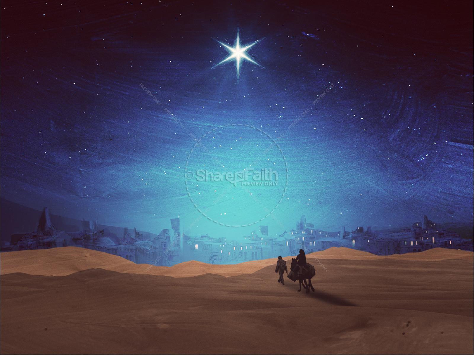 Christmas Journey Sermon PowerPoint | slide 5