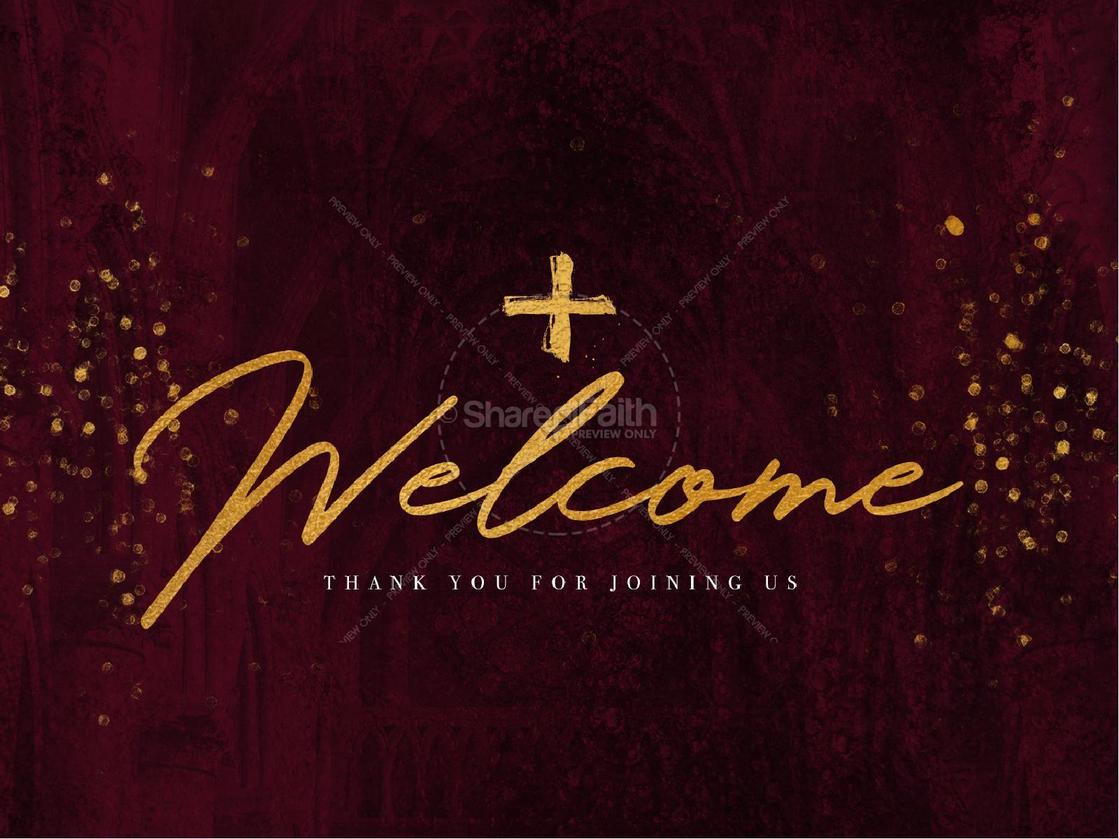 Ash Wednesday Season Of Lent Graphic Design | slide 3