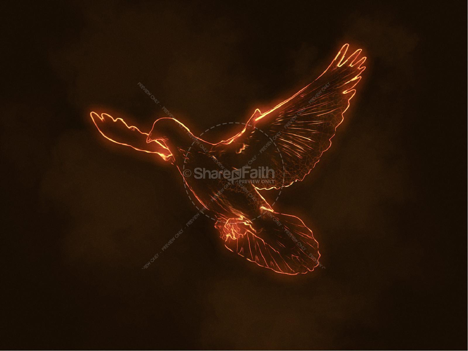 Fire Of The Spirit Pentecost Sunday Title Graphic   slide 9