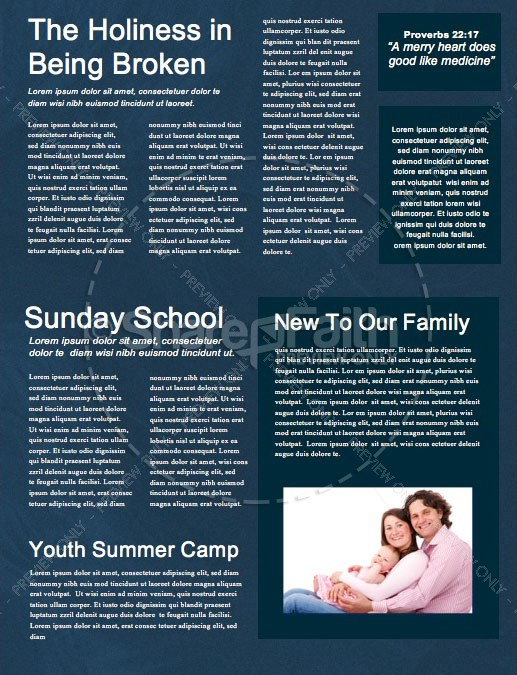 Independence Day Freedom Church Newsletter | page 2