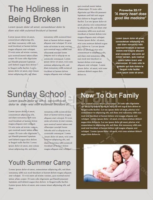 More Like Jesus Newsletter | page 2