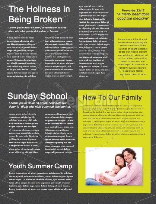 We > Church Sermon Newsletter   page 2