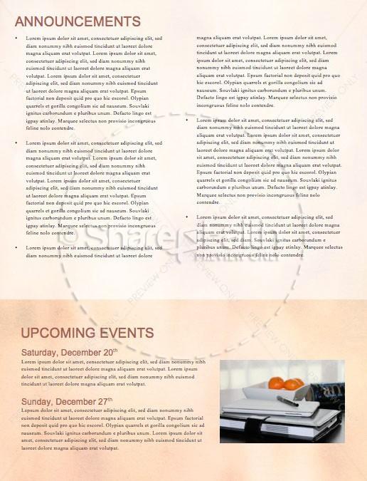 Faith Like A Child Church Newsletter   page 4