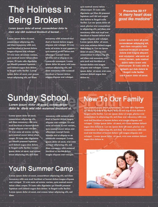 Family Matters House Church Newsletter | page 2