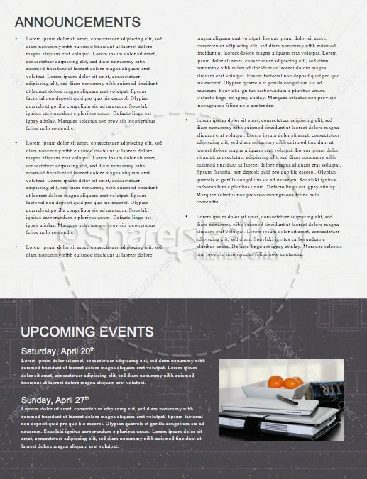 Family Matters House Church Newsletter   page 4