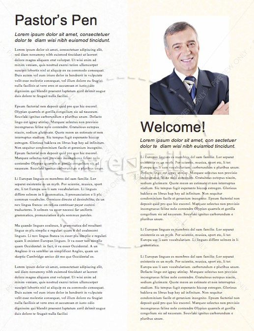 Overcome Church Monthly Newsletter   page 3