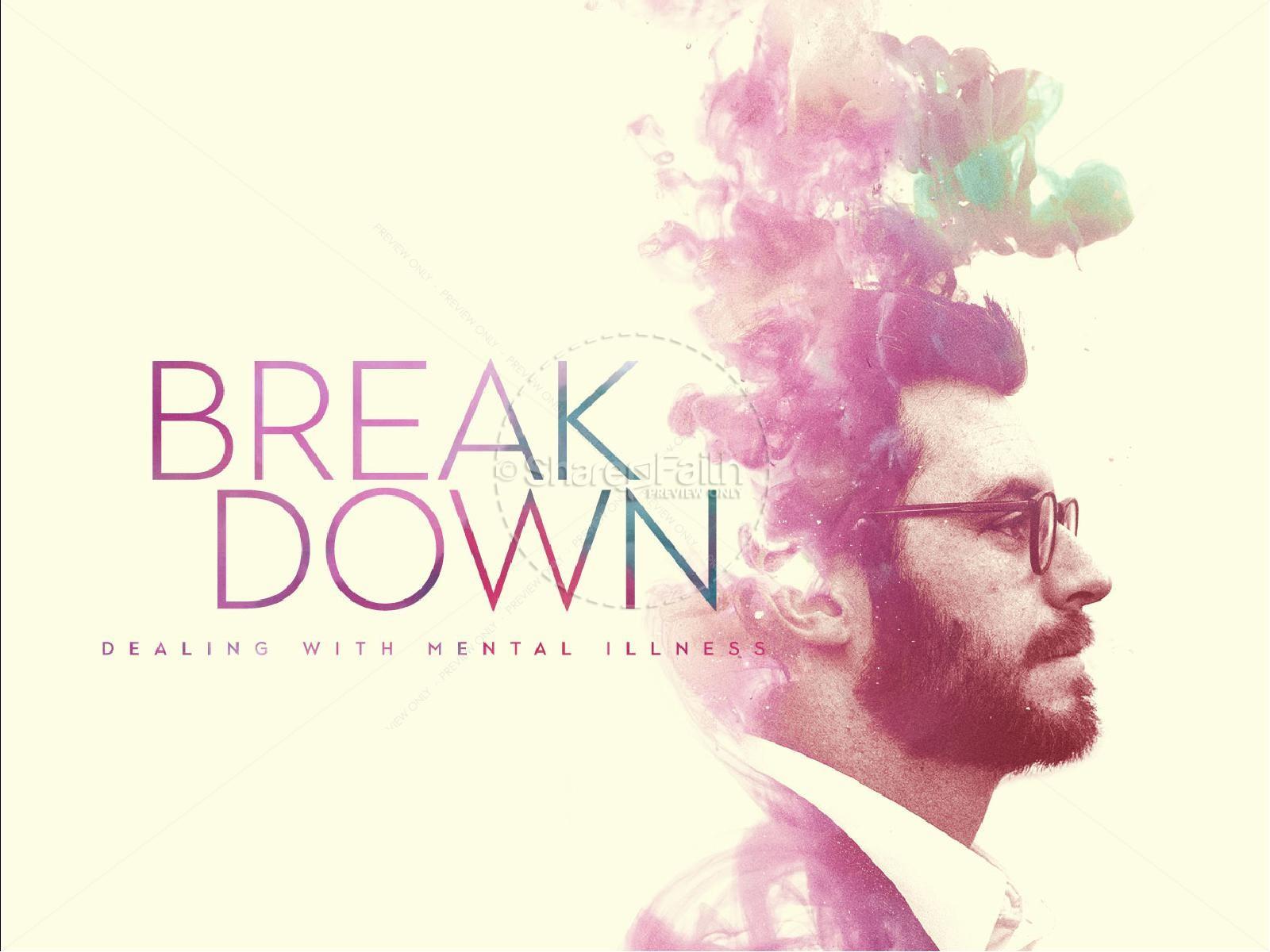 Breakdown Church PowerPoint | slide 1