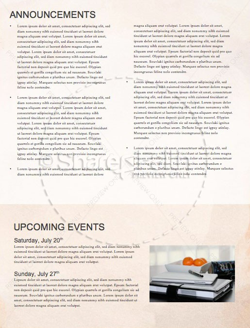 Friendology Church Newsletter | page 4