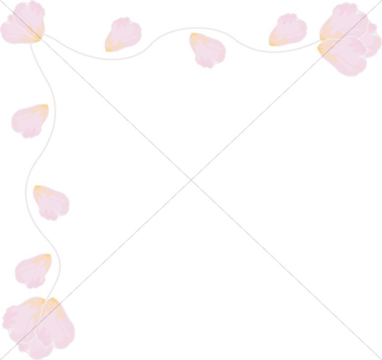 Pink Petal Corner