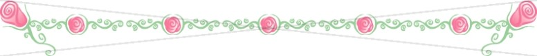 Rose Symbols with Vines Page Top