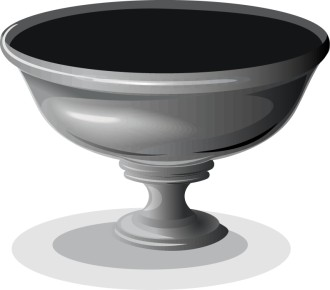 Silver Ceremonial Bowl