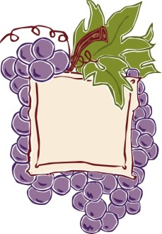 Grape Cluster Communion Announcement