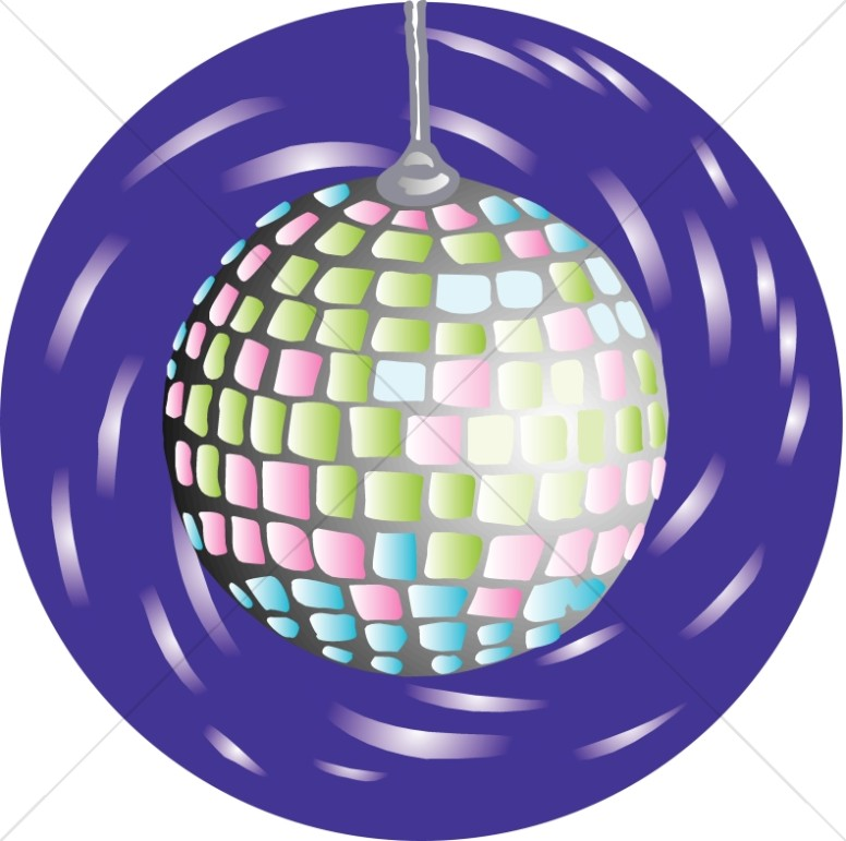 Groovy Disco Ball