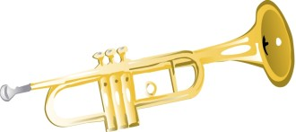Brass Trumpet