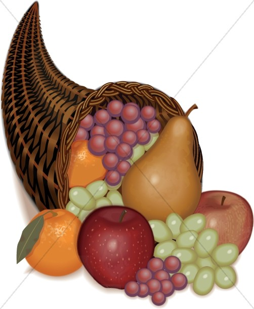 Cornucopia of Fruits