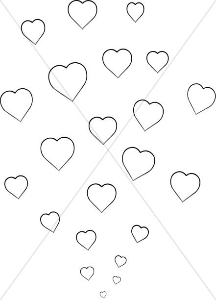 Hearts Rising Up
