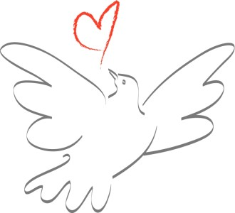 A Dove In Love