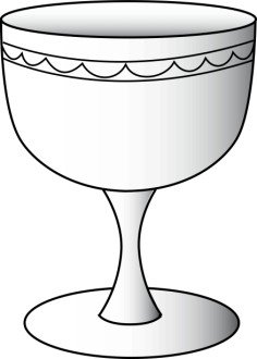 Greek Communion Chalice