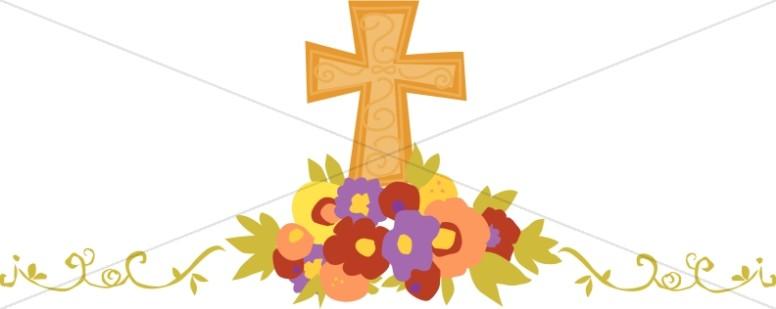 Christian Memorial Altar