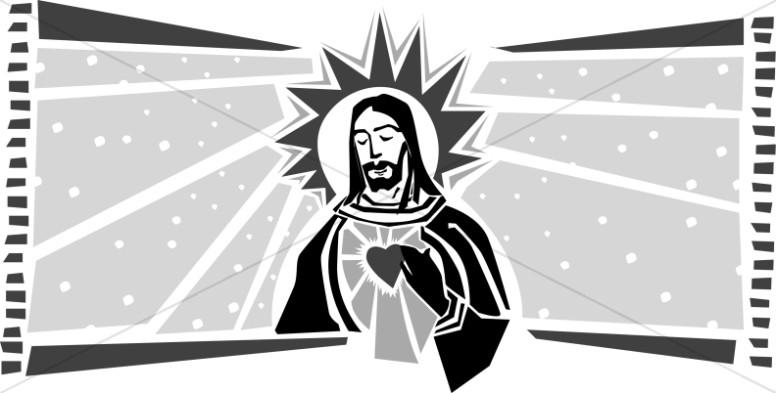 Jesus Christ Gives Love
