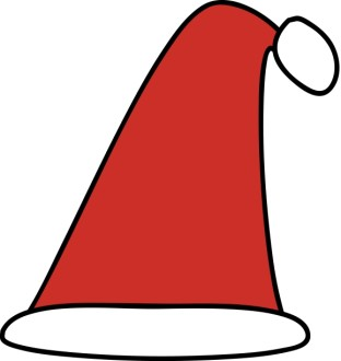 Red Santa Hat