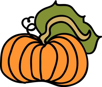 Whimsical Country Pumpkin