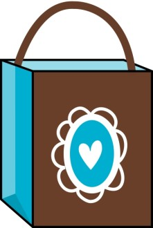 Gift Bag with Heart