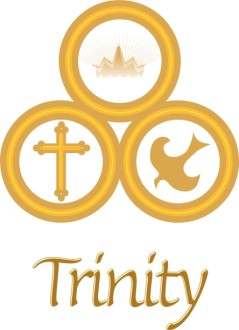 Golden Rings with Trinity
