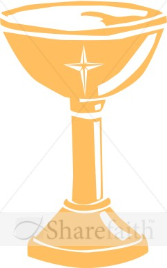Golden Star Chalice
