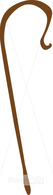 Simple Shepherd's Crook