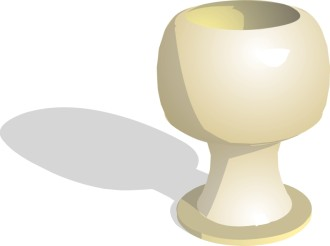 Heavy Clay Communion Cup