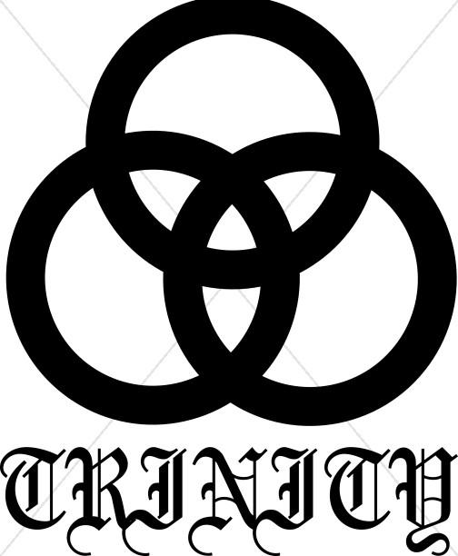 Gothic Trinity Symbol
