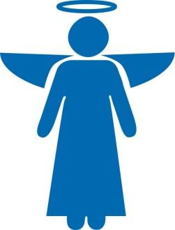 Angel Symbol Clipart