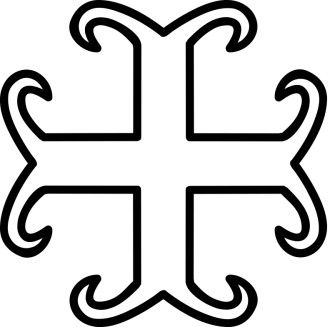Black Cross Cercele'e